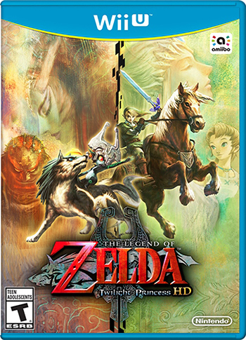 Twilight Princess HD for Wii U is available now.