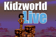 Kidzworld Live: Let's Play Retro Disney Games!