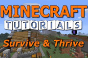 Preview mincraft survive thrive pre