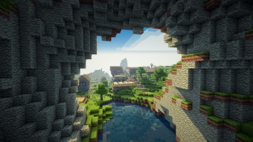 Nobody could have imagined how popluar Minecraft would become.
