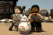 LEGO Star Wars: The Force Awakens New Gameplay Trailer!