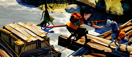 The Flame In The Flood Video Game Review