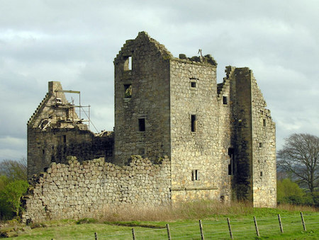 Many European castles are in ruins, but not all!