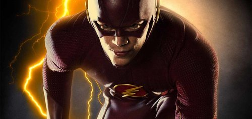 The titular Flash from the CW TV series.