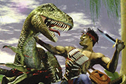Turok 1 And 2 Coming To Xbox One