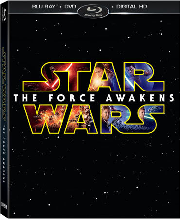 Star Wars: The Force Awakens Blu-ray