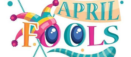 Top 25 April Fools' Jokes: 1-5