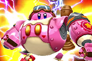 Kirby Planet Robobot Announced For Nintendo 3DS