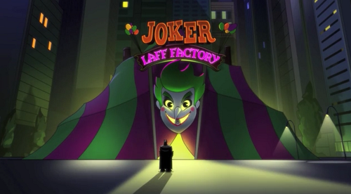 Can Batman take down the Joker? Watch the video series above to find out!