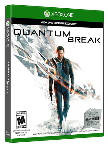 Quantum Break is available for Xbox One and PC on April 5 2016.