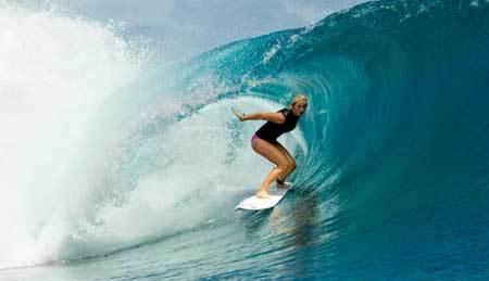Learn to surf like Bethany Hamilton