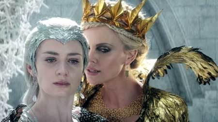 Ravenna spreads her evil to Freya