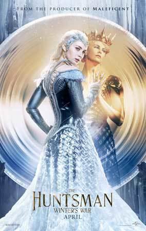 The Huntsman: Winter's War Freya and Ravenna Poster