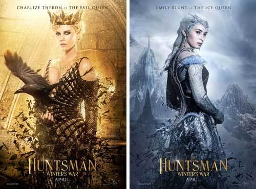Ravenna and Freya Posters