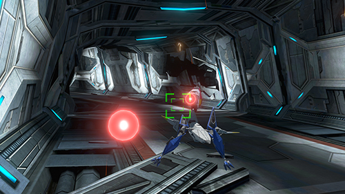 The walker mode for your Arwing adds a new grounded perspective to fighting.