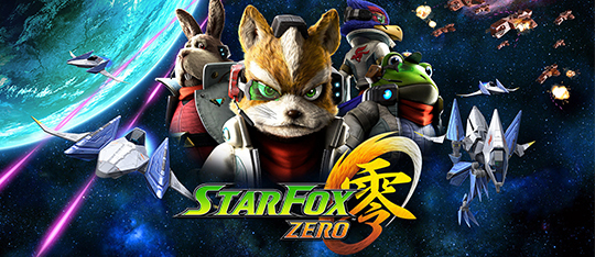 Star Fox Zero takes off on Wii U for the first time since the GameCube.