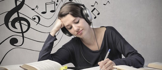 Learn what your best studying music is with Kidzworld!