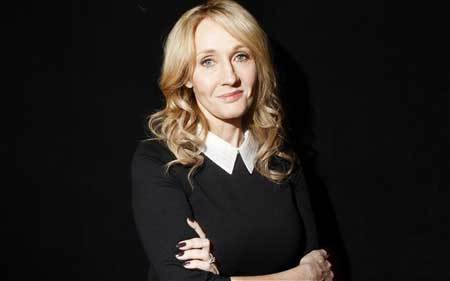 J.K. Rowling Biography