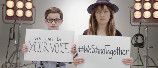We Stand Together Lip Sync Challenge | National Child Abuse Prevention