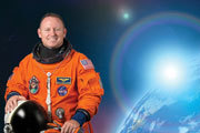 Astronaut Barry Butch Wilmore for A Beautiful Planet