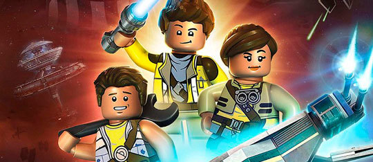 LEGO Star Wars: The Freemaker Adventures Is Coming To Disney XD