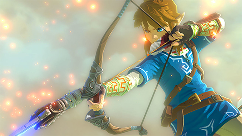 The new Zelda has everyone excited but you'll have to wait a little longer.