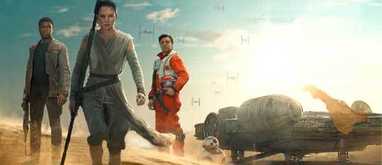 Feature star wars force awakens feat