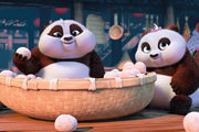 Kung Fu Panda 3 Activity Sheets and Images