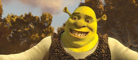 Celebrate Shrek's 15th Anniversary
