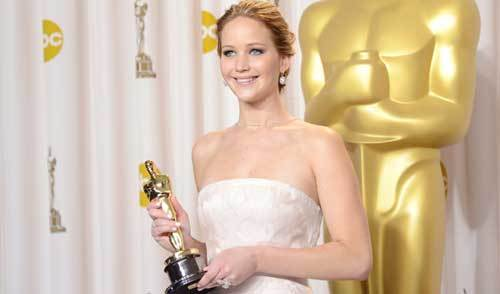 In 2012 Jennifer won an Academy Award for Best Actress in Silver Linings Playbook