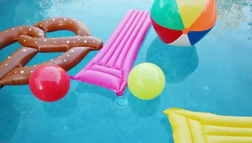 Have fun at your pool party!