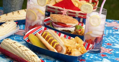 Kidzworld Kitchen: Memorial Day BBQ