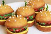Preview hamburger cupcake pre