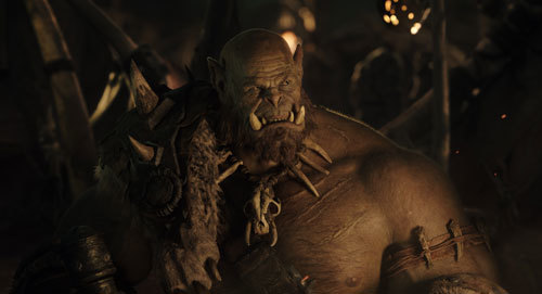 Fearsome Orgrim (Robert)