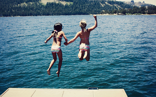 Jump into summer!