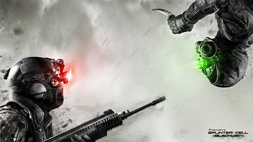 It's been 3 years since our last Splinter Cell game.