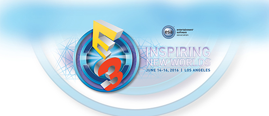 The biggest wave of games news is incoming from E3!