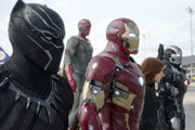 Team Iron Man Talks Captain America: Civil War
