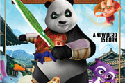The Adventures of Panda Warrior | Exclusive Trailer