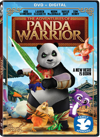 The Adventures of Panda Warrior (2016) Full English Movie Watch Online Free