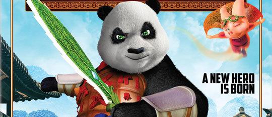 The Adventures of Panda Warrior | Exclusive Trailer