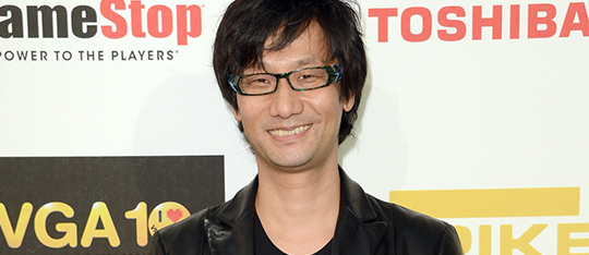 Kojima plans to skip the engine creation and get right into production.