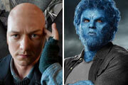 James McAvoy and Nicholas Hoult Talk X-Men: Apocalypse