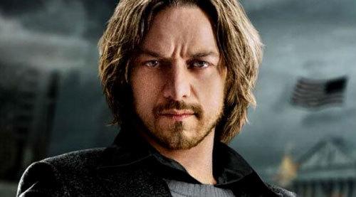 James as Xavier