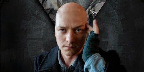 Bald Xavier