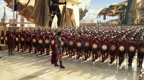 Set and his invading army