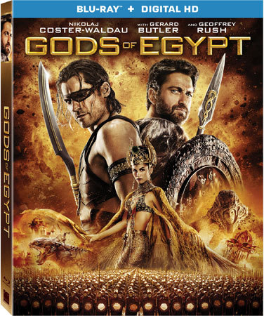 movies Gods of Egypt D Blu ray