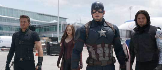 Captain America: Civil War Movie Review