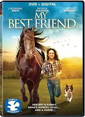 My Best Friend DVD Cover