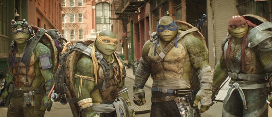 Feature tmnt2 feat